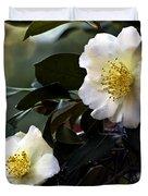Camellia Nineteen Duvet Cover