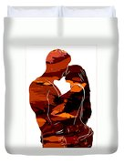 Camouflage Lovers Duvet Cover