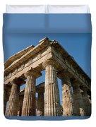 Campania Ruins Duvet Cover