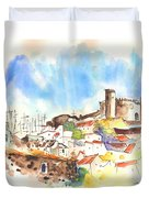 Campo Maior In Portugal 02 Duvet Cover