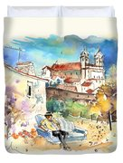 Campo Maior In Portugal 03 Duvet Cover