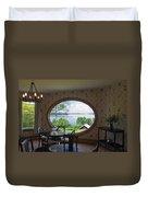 Campobello Island Roosevelts House Duvet Cover