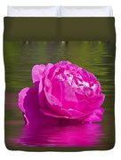 Candy Pink Rose  Duvet Cover
