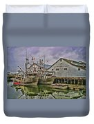 Cannery Hdr Duvet Cover
