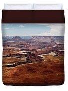 Canyon Lands Duvet Cover