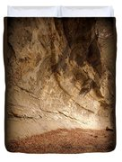 Canyon Wall Duvet Cover