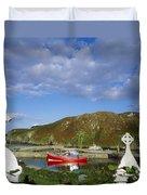 Cape Clear Island, Co Cork, Ireland Duvet Cover