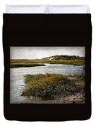 Cape Cod National Seashore Duvet Cover