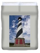 Cape Hatteras From Below Duvet Cover