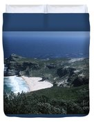 Cape Of Good Hope - Africa Duvet Cover