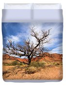 Capitol Tree Duvet Cover