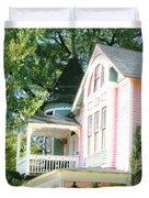 Captain Harris House Memphis Duvet Cover