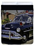 Car 54 Where Are You Duvet Cover