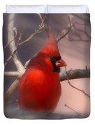 Cardinal - Unafraid Duvet Cover