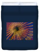 Carnival Abstract Lights Duvet Cover
