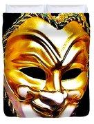 Carnival Mask 2 Duvet Cover