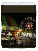 Carousel Colors Duvet Cover