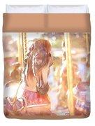 Carousel Dream Duvet Cover