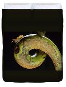 Carpenter Ant Camponotus Schmtzi Duvet Cover