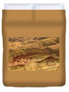 Carroll Rim Painted Hills Duvet Cover
