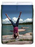 Cartwheel Duvet Cover