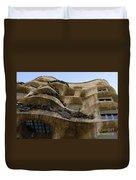 Casa Mila Barcelona Duvet Cover