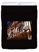 Casa Rosada Duvet Cover