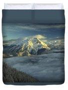 Cascade Mountain Banff Duvet Cover
