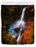 Cascade Waterfall Duvet Cover