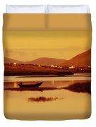 Cashel, Achill Island, County Mayo Duvet Cover