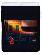 Casino Duvet Cover