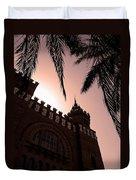Castell Dels Tres Dragons - Barcelona Duvet Cover