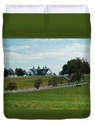Castle Barn 3 Duvet Cover