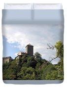 Castle Tirol Duvet Cover