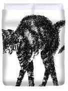 Cat-artwork-prints-2 Duvet Cover