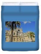 Catedral De Santa Maria De La Sede - Sevilla Duvet Cover