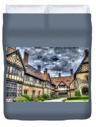 Cecilienhof Palace At Neuer Garten Berlin Duvet Cover