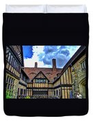 Cecilienhof Palace At Neuer Garten Duvet Cover