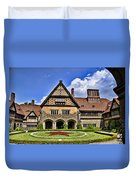 Cecilienhof Palace Berlin Germany Duvet Cover