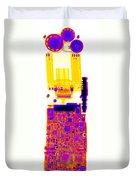 Cell Phone Duvet Cover