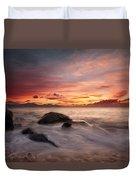 Celtic Sunset Duvet Cover
