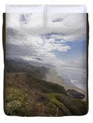 Central Oregon Coast Vista Duvet Cover