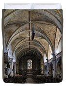Centuries Old Church Duvet Cover