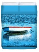Chained By The Tide  Duvet Cover