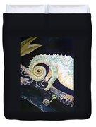 Chameleon Tail Duvet Cover