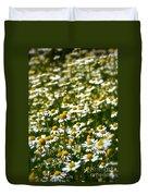 Chamomile Fields Duvet Cover