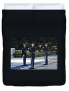 Changing Of The Guards  Duvet Cover