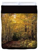 Changing Trees Duvet Cover