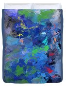Chaotic Nature Duvet Cover