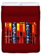 Chapel Shadows Duvet Cover